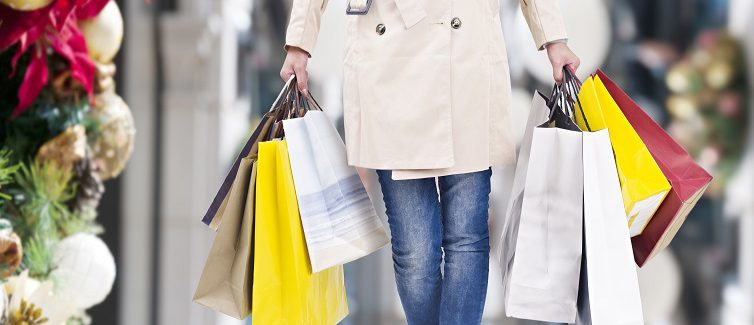 How to deal with holiday shopping stress