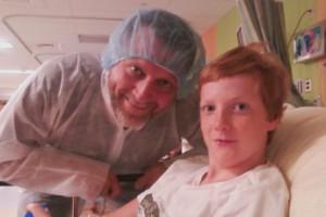 brain surgery patient story