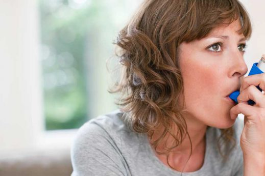 Learn more about asthma symptoms and treatment