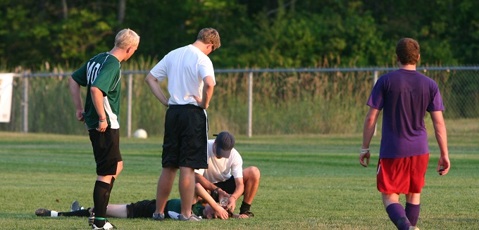 Learn more about athletic trainers