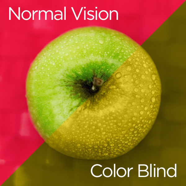 Color Blindness Example | UPMC HealthBeat
