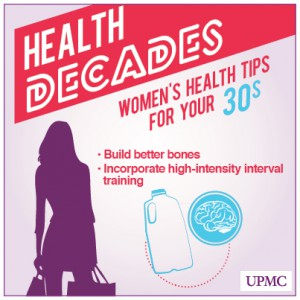 Health Tips for Women in Their 30s | UPMC HealthBeat