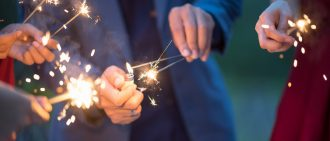 Tips while staying safe around fireworks