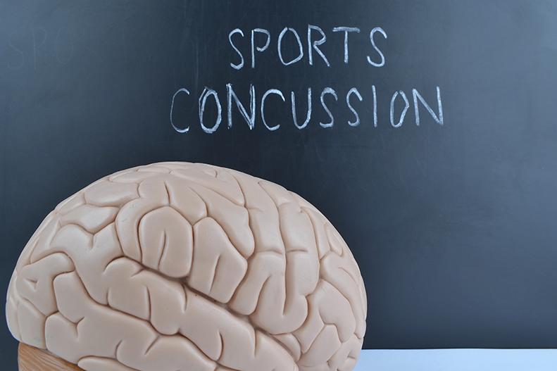 concussion brain