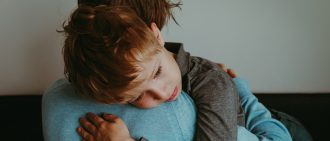 Helping a Child Cope With Divorce