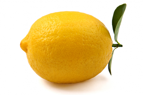 Healthy Tip: Add Lemon