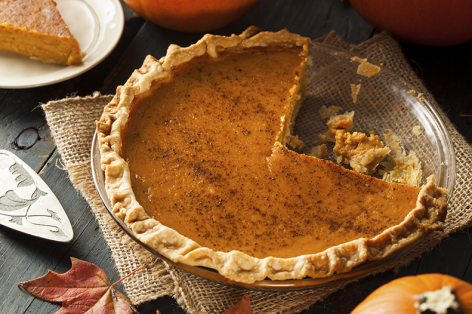 Healthy Pumpkin Pie Alternatives
