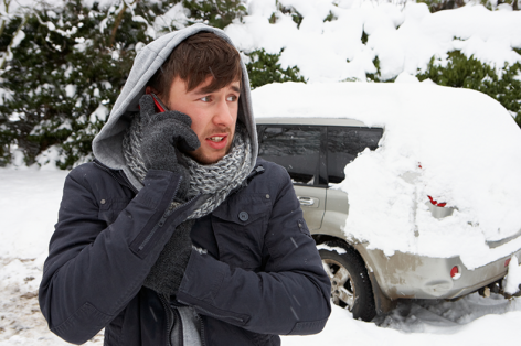 Prep Your Car for Snow: Get the Necessities