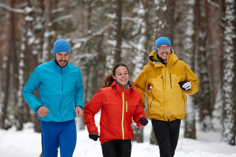 Winter Workout Clothes: 3 Simple Tips to Beat the Cold