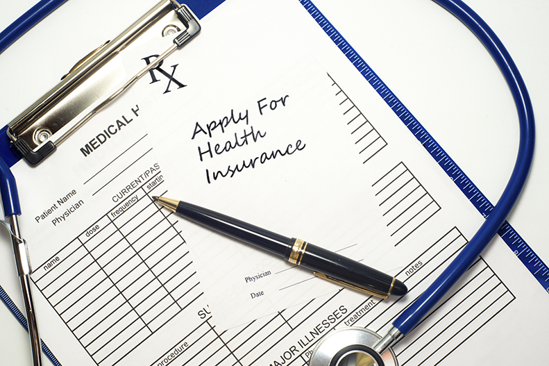 forms to apply for health insurance