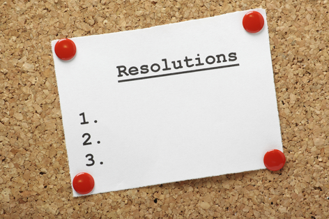 New Year Resolutions to Prevent Cancer