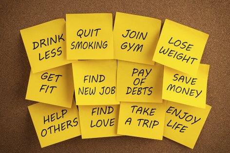 10 Heart Healthy New Year's Resolutions