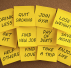 resolution post-its