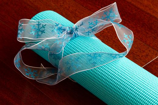yoga mat gift