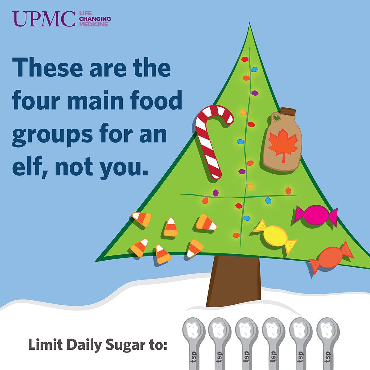 elf food groups