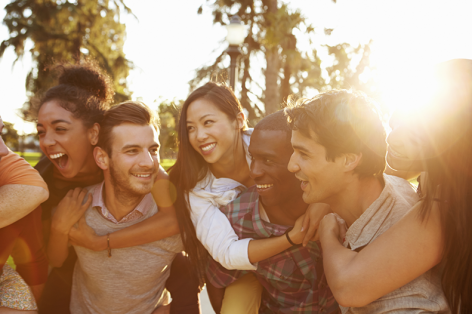 Can Your Attitude Help Your Friends Feel Happier?