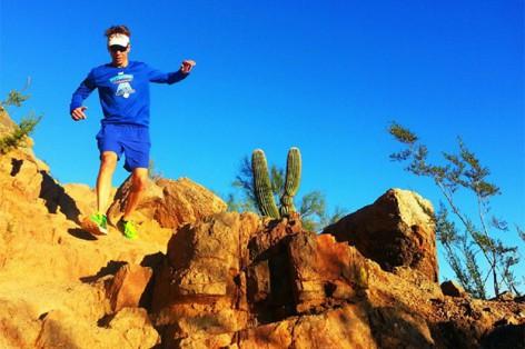 Joe A, Marathon Blogger