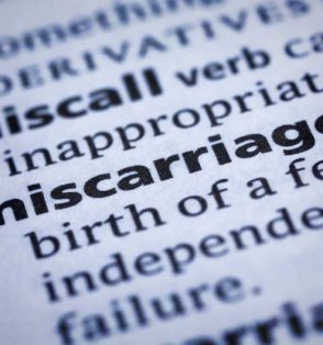 Facts about miscarriage