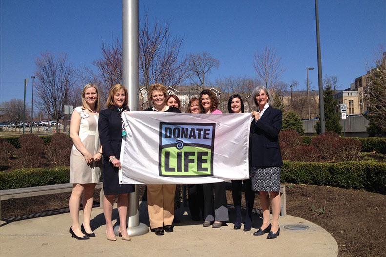 donate life month photo