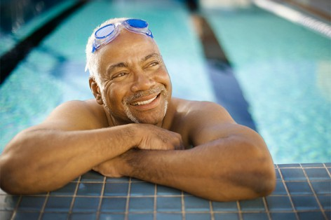 Injured? How Swimming Makes for Effective Rehab