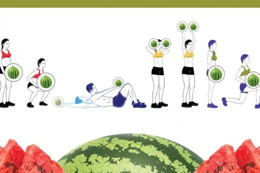 watermelon workout teaser