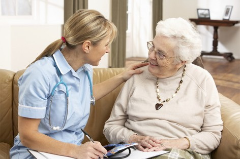 Address Signs of Dementia Early for Best Care