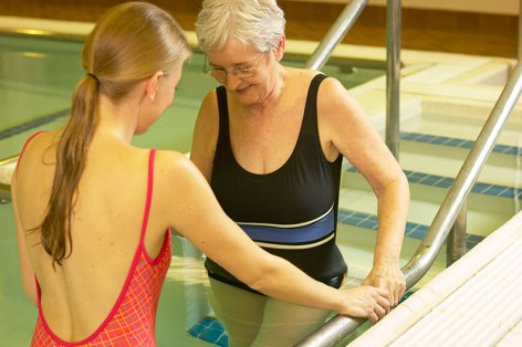 What Is Aquatic Physical Therapy?