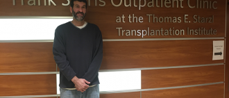 Living-Kidney Donation: Marc's Story