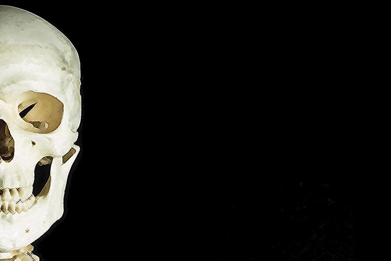skeleton teaser