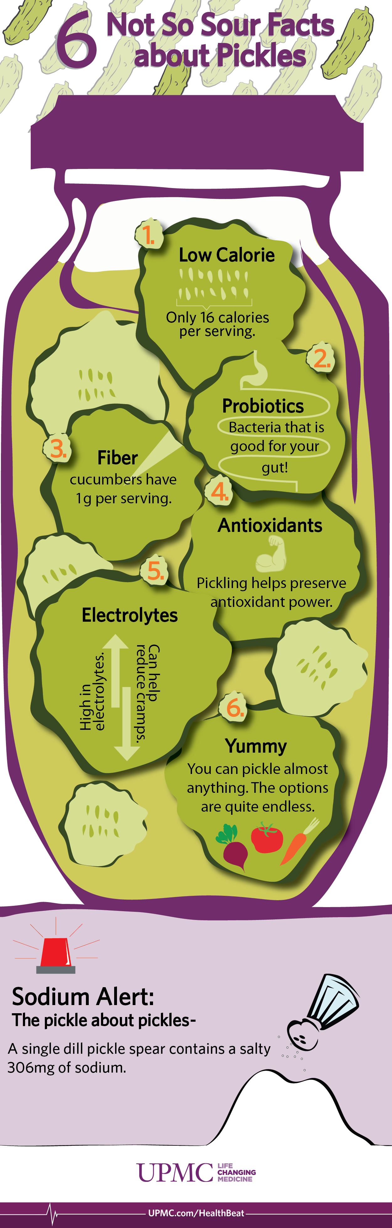pickles infographic