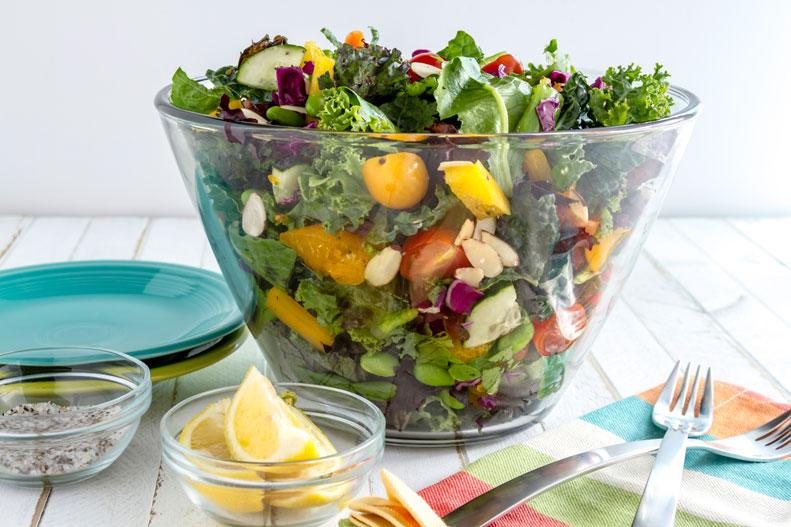 salad high performance