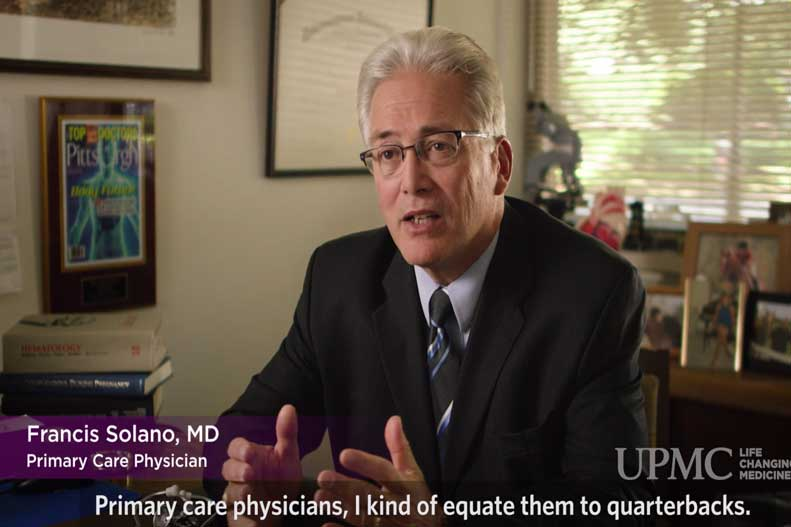 Your Primary Care Physician: Your Partner in Health | UPMC