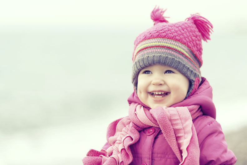 Tips to Keep Your Baby Snuggled Warm This Winter