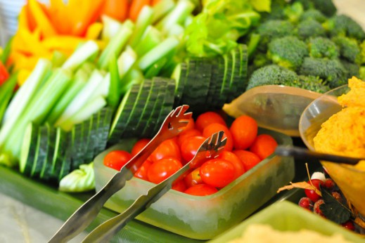 low purine diet foods