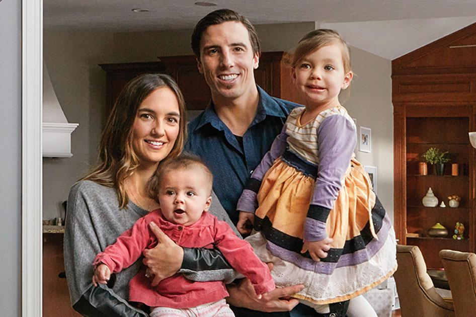 The Fleury Family