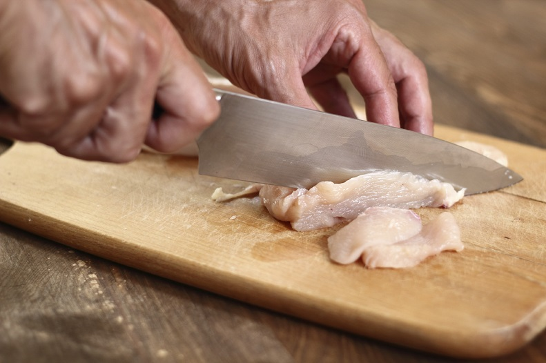 Learn how to make pan-seared chicken with mushroom sauce