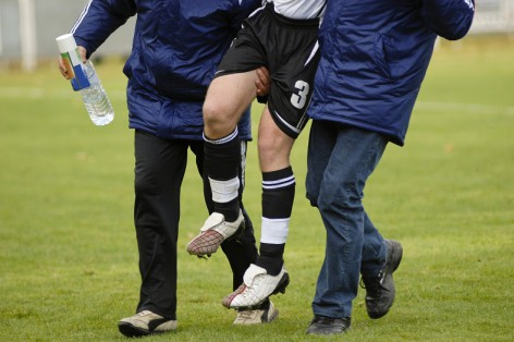 Common Soccer Injuries on the Pitch