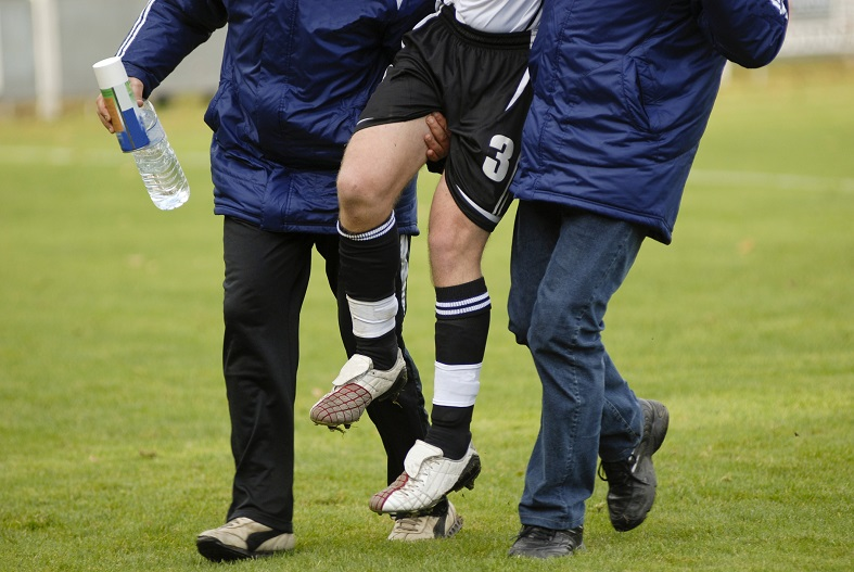 Learn about common injuries on the soccer field