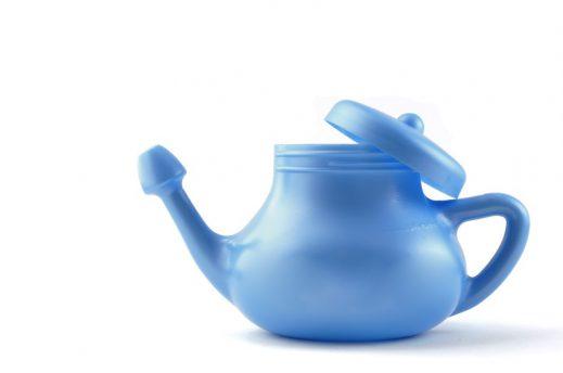 Do neti pots really relieve sinus problems?