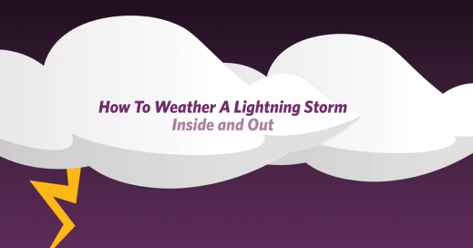 Protect yourself with these thunderstorm safety tips