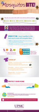 Prevent pesky mosquito bites with these simple tips