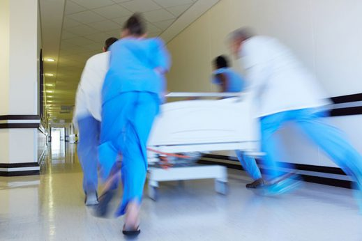 Learn more about what a trauma center is