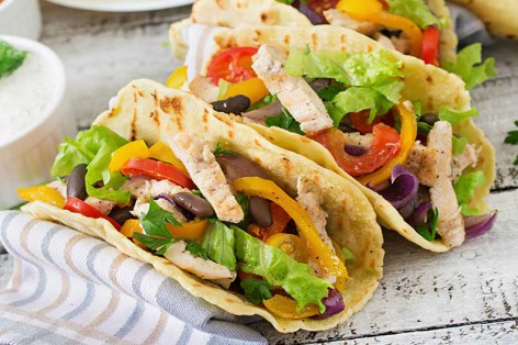 Making Your Favorite Mexican Dishes Heart-Healthy