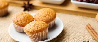 Try this healthy whole-wheat muffins recipe