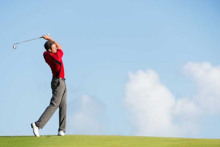 Find out more about these common golf injuries