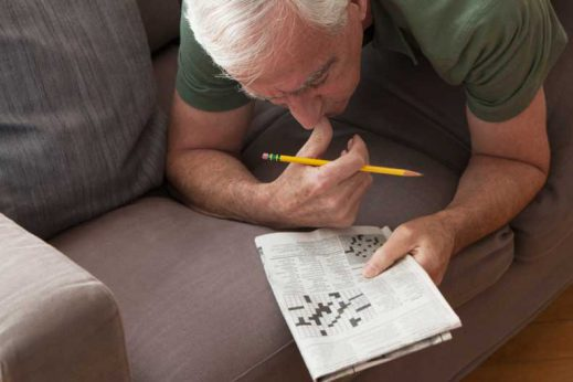 Do crossword puzzles improve cognitive function?