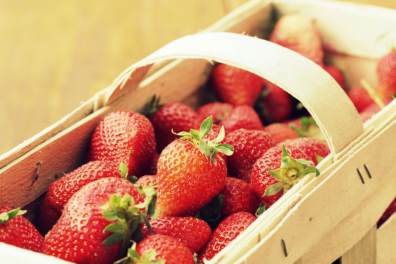 Stay healthy with these red, white, and blue foods