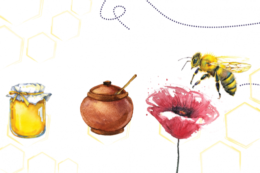 Learn about the benefits of bee pollen