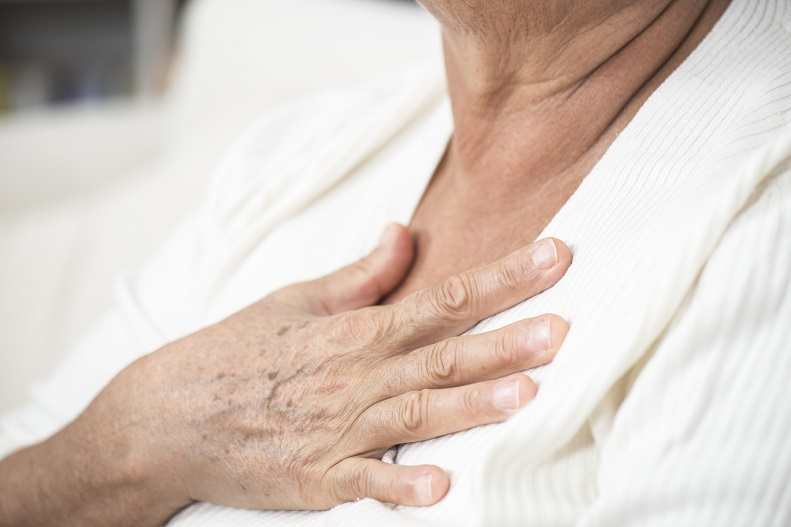 Learn how to tell the difference between a heart attack and heartburn