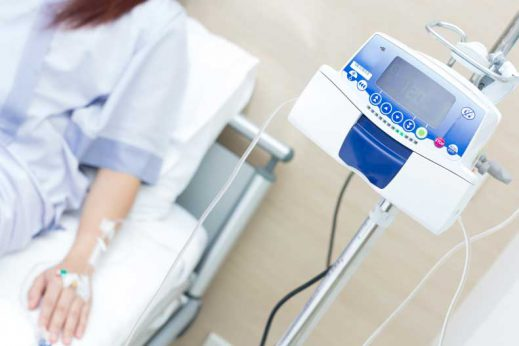 Learn about the difference between chemotherapy and radiation